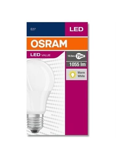 Osram 10.5 Watt 1055 Lumen 2700 Kelvın Sarı Işık E-27 Led Ampul Renksiz
